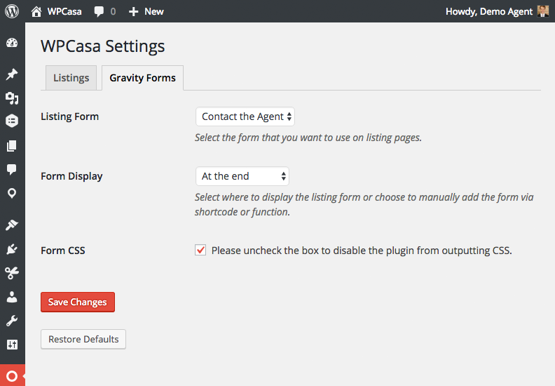 wpcasa-gravityforms-settings